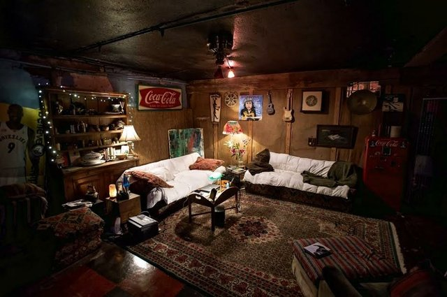 The Pontotoc basement