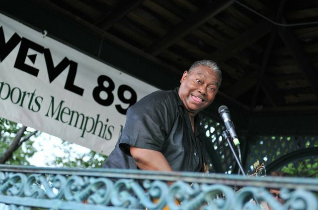 WEVL's 27th annual Blues on the Bluff featuring blues, barbecue, and beer at the Metal Museum on Saturday will make you anything but blue.