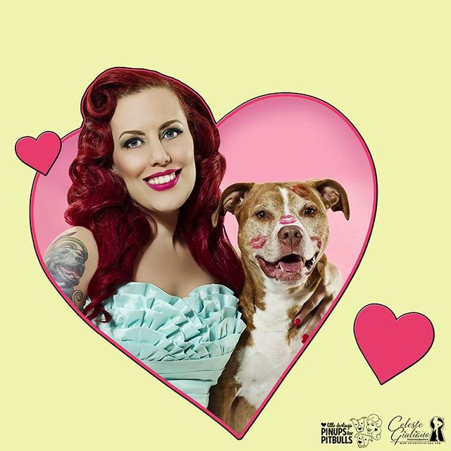 "Pinup Deirdre ""Little Darling"" Franklin and friends will be at the Pet Expo on Saturday at the Agricenter."