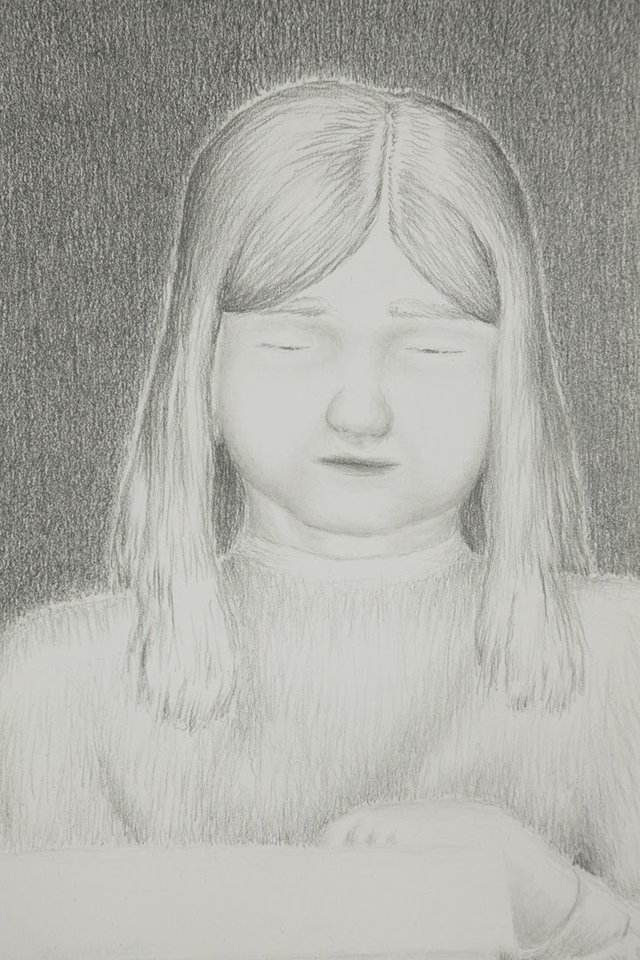 Drawing by Guy Church