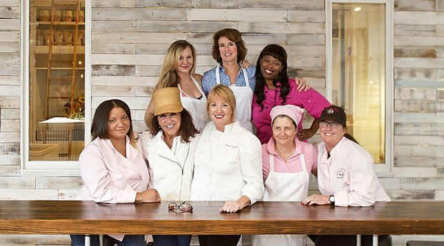 Women leading the culinary scene in Memphis include Kaia Brewer from Lunchbox Eats, Karen Carrier from the Beauty Shop, Bar DKDC, and Mollie Fontaine, Felicia Willett from Felicia Suzanne's, Sharron Johnson from Stone Soup Cafe, Lisa Clay from Lisa's...