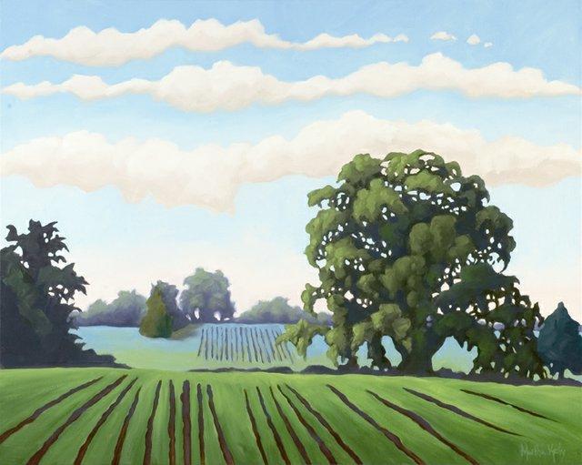 """Summertime"" (2013), Martha Kelly"