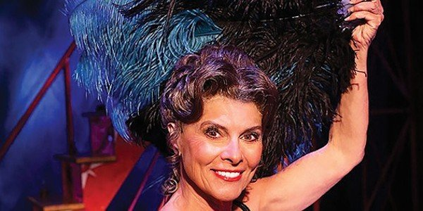 "Adrienne Barbeau in ""Pippin"" at The Orpheum"